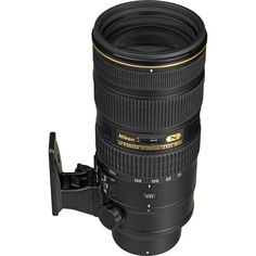 Used Nikon AF-S NIKKOR 70-200mm f/2.8G ED VR II Lens 2185 B&H