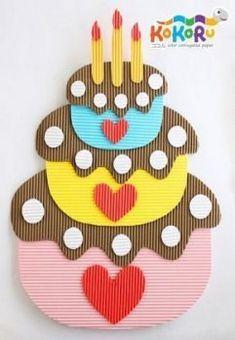 Ideas Birthday Board Preschool Diy For 2019 Craft Stick Crafts, Preschool Crafts, Diy And Crafts, Crafts For Kids, Arts And Crafts, Paper Crafts, Board Decoration, Class Decoration, School Decorations