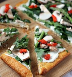 Pack this Veggie Pizza Appetizer Recipe with your favorite veggies. Perfect for Sunday brunches, potlucks, BBQ's.