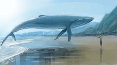 Blue Whale dream by AlexAmezcua on deviantART