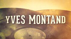 Yves Montand - « Les idoles de la chanson française, Vol. 2 » (Album com...