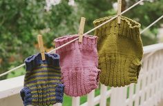 Knit Pattern: Vanilla Soaker, $5.00USD. Lots of Mums on Rav have recommended this one.