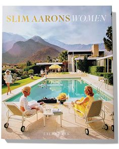 The new Slim Aarons book I can't wait to get my hands on!
