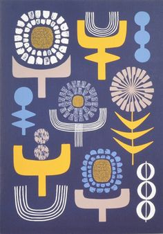 print & pattern: CARDS - eloise renouf