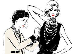 Dez ilustradores de moda incríveis selecionados por Megan Hess