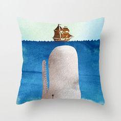Melville Pillow Cover   dotandbo.com    #DotandBoSummer