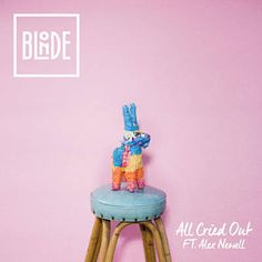 Trovato All Cried Out di Blonde Feat. Alex Newell con Shazam, ascolta: http://www.shazam.com/discover/track/232395451