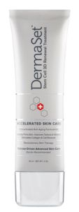 DermaSet claims that you, too, can fight the visible signs of aging and maintain a youthful glow despite the passage of time. The ultimate goal of DermaSet is to reduce the appearance of wrinkles fast while repairing the tell-tale signs of aging at a deeper, cellular level. A one-two punch that provide the nutrition for your skin to moisturize, protect, and revitalize from the inside out.