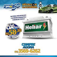 FIRE Mídia - Google+ Bateria #heliar (13) 3569-6262 Monumento Shopping Car - Pça da Bandeira, 80 Centro - São Vicente #monumentoshoppingcar #ofertasmonumento #autopecas #som #novembro #bateria