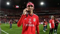 Joao Felix: Atletico Madrid sign forward from Benfica for Hector Herrera, Premier League Champions, Antoine Griezmann, Soccer Stars, Europa League, Manchester City, Neymar, Famous People, Madrid