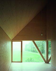 House in Balsthal in Switzerland / Pascal Flammer   © Ioana Marinescu