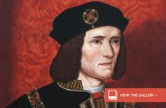 Body of King Richard III found underneath a parking lot in England