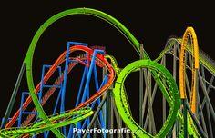 #SixFlagsGreatAdventure #rollercoaster #achterbahn #amusementpark #freizeitpark #themepark #payerfotografie