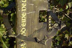 Grabkreuze Metall, Grabzeichen, Bronze, geschmiedet, Moderne Grabstele Parrot, Bird, Corten Steel, Stencils, Crosses, Metal, Parrot Bird, Birds, Parrots