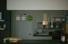 desire to inspire - desiretoinspire.net - Flickr finds - Ikea grundtal shelf