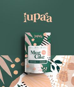 Branding and packaging for a New York based project Lupaa, producing keto friendly lupin based Mug Cake baking flour. Cake Branding, Cake Packaging, Food Packaging Design, Coffee Branding, Packaging Design Inspiration, Brand Packaging, Coffee Packaging, Branding Design, Logo Design