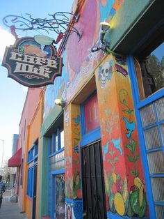 Cafe Ole - Flagstaff, Arizona. one of my favorite mexican restaurants up there!