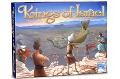 Kings of Israel Boar...
