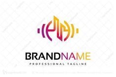 Radio Wave Logo Infinity Music, Peak Logo, Sound Logo, Candy Logo, Planet Logo, Branding Design, Logo Design, Waves Logo, Finance Logo