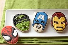 Marvel Comics Hero Cookie Cutters — $49.95 | 42 Geeky Kitchen Items You Need Right Now