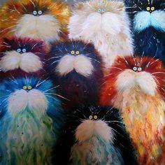 Cat Crowd