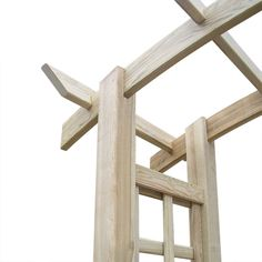 vidaXL Rosenbåge i trä 150 x 50 220 cm - Hem & Trädgård - CDON.COM
