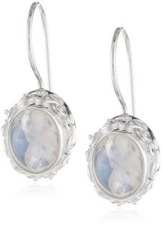 Sterling Silver Rainbow Moonstone Latch Back Earrings by Sajen Amazon Curated Collection http://smile.amazon.com/dp/B002FL52L4/ref=cm_sw_r_pi_dp_rXgwub01X2W75