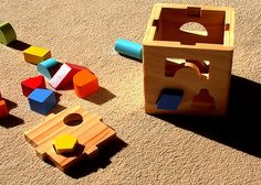 An occupational therapist shares 7 of the best types of toys for toddlers!