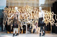 RIBA Regent Street London window project: KAREN MILLEN with EKM Works, pinned by Ton van der veer