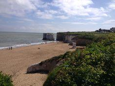 Coastal walk Cliftonville to Ramsgate Kent. letsgetwalking.wordpress.com