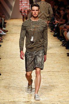 Missoni Spring 2014 Menswear Collection
