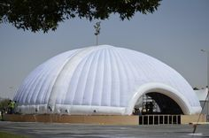 Raising expectations on this purpose built wooden stage in #Bahrain  #Inflatable #Temporary #Structure #Events http://www.dryspace.ae    engage@dryspace.ae