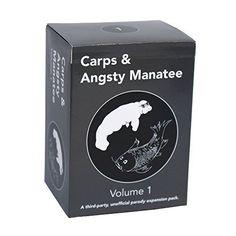 Carps & Angsty Manatee - Vol. 1 - A Depraved 150-Card Exp... https://www.amazon.com/dp/B015NMGJ2C/ref=cm_sw_r_pi_dp_x_1psAybFEDKVHG