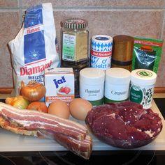 Dänische Leberpastete von gerd-asmussen | Chefkoch Sausage, Food, Whipped Cream, Food Portions, Koken, Food Food, Sausages, Meals, Yemek