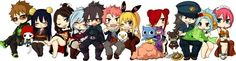 Group Fairy Tail 4