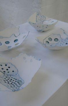 Carol Sinclair ceramics
