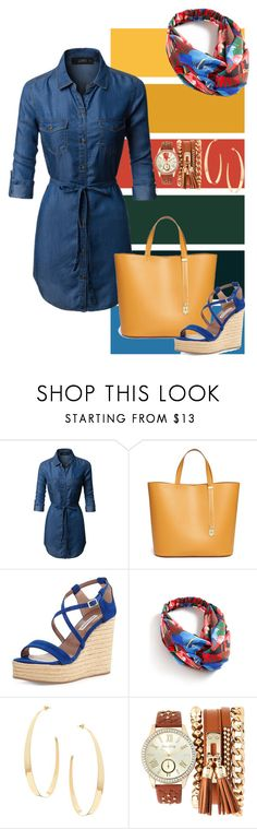 """Weekend"" by becktt on Polyvore featuring LE3NO, Sophie Hulme, Tabitha Simmons, Lana and Jessica Carlyle"