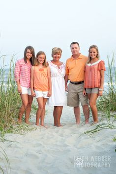 what to wear for family pictures on the beach | The Family Beach Portrait « Leigh Webber Photography