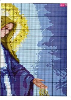 Religious Cross Stitch Patterns, Cross Stitch Tree, Couple Drawings, Perler Beads, Diy And Crafts, Lettering, Embroidery, Christian, Crochet Trim