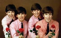 The Beatles roses session was the work of Swedish photographer Torbjörn Ehrnvall. It first appeard as a wraparound front-and-back cover of Bild Journalen, 11 December 1963