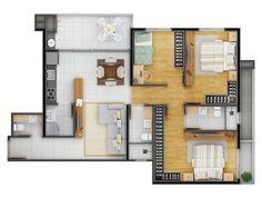 Residencial Vila Madalena - Ogliari Construtora