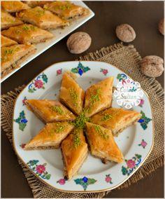 Bayram tatlıları | Cahide Sultan بِسْمِ اللهِ الرَّحْمنِ الرَّحِيمِ Cornbread, French Toast, Deserts, Turkey, Cheese, Breakfast, Ethnic Recipes, Food, Essen