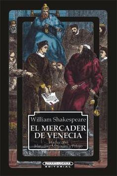 El Mercader de Venecia. William Shakespeare