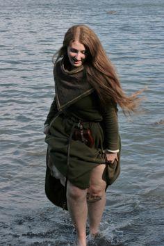 Hei! Her kommer noen bilder fra Borre vikingmarked. ...