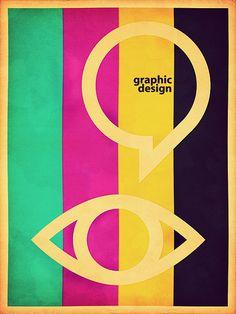 graphic design = Visual Communication