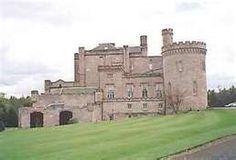 Dalhousie Castle - where I got engaged :)