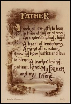Father's Day Poem  006 @ http://www.birthdaychoice.net/2012/fathers-day-poem-most-sincere-present/