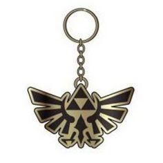 The Legend of Zelda Twilight Princess Triforce Key Chain