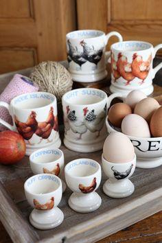 Emma Bridgewater Chickens