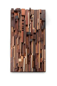 Reclaimed Wood Wall Art.